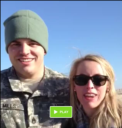 """Filming Update: Day 1 – Travis and Katie in """"Afghanistan"""" Texas"""