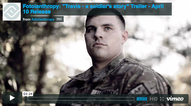 New Trailer of Travis: A Solider's Story is Released!
