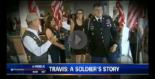 Travis: A Soldier's Story Premiers in Dallas!