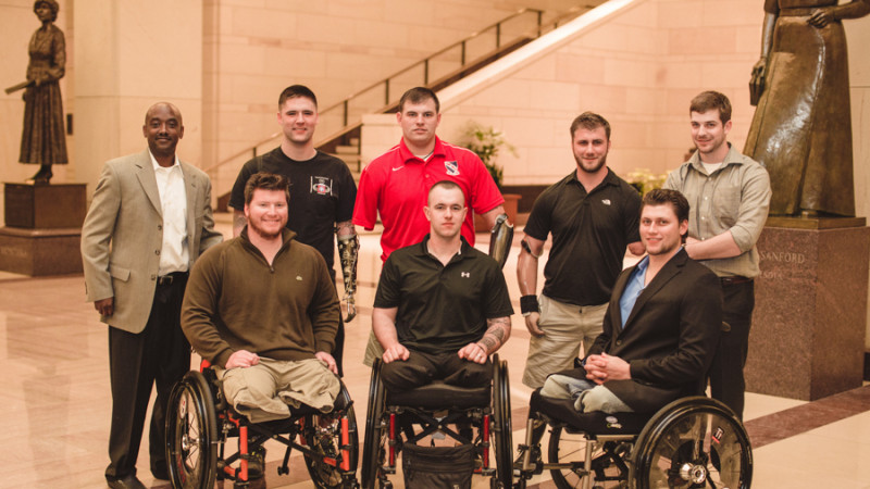 Capitol Screening of Travis: A Soldier's Story