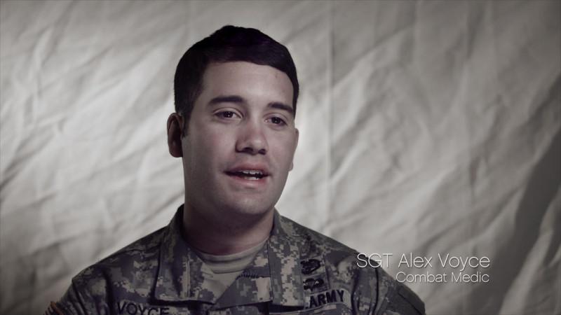 Sergeant Alex Voyce