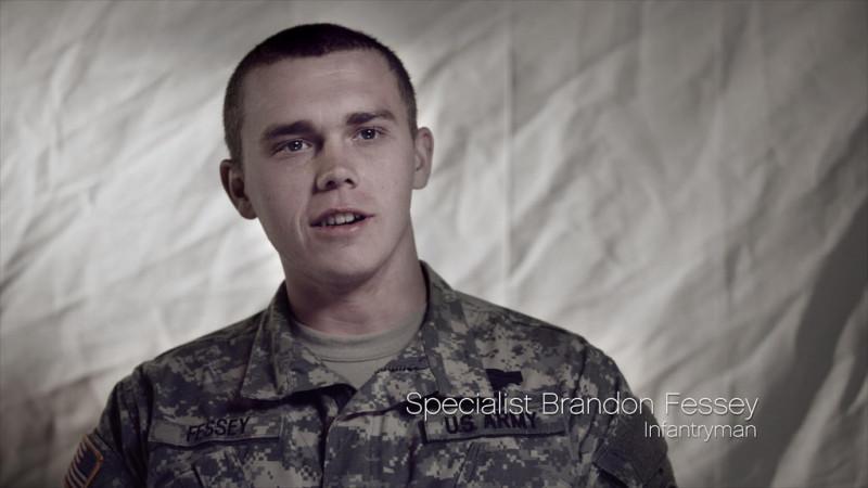 Specialist Brandon Fessey