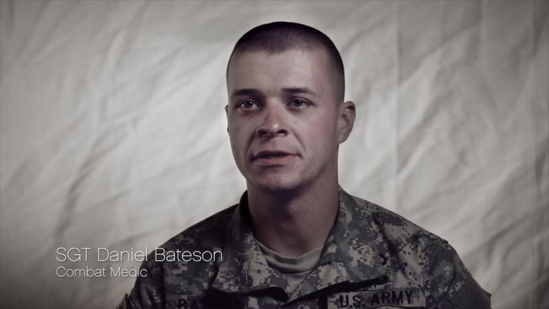Sergeant Daniel Bateson