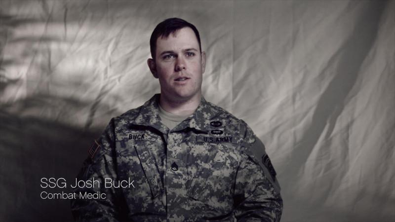 Staff Sergeant Josh Buck