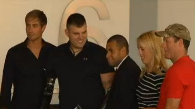 Documentary on Quadruple Amputee Soldier Premieres in Dallas