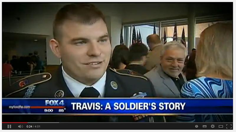 Fox 4 News shares video of Dallas Premiere