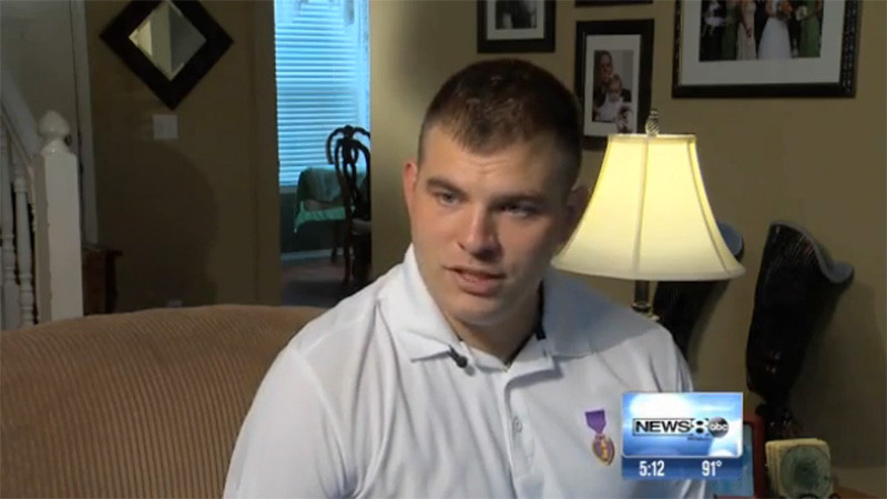 Soldier who lost four limbs featured in documentary