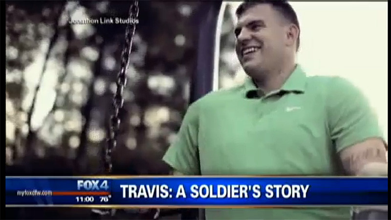 Travis on Fox4 DFW in advance of the screening of the new documentary