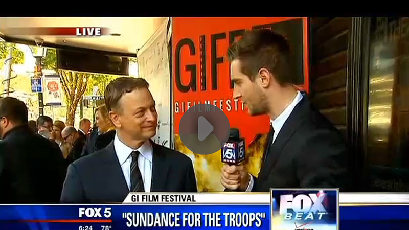 FoxBeat: Sundance for the Troops at GI Film Festival
