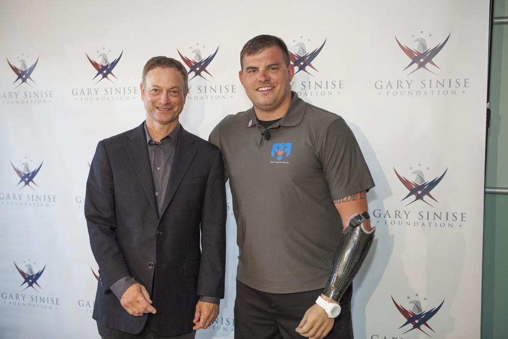 Gary Sinise Foundation screens Travis: A Soldier's Story