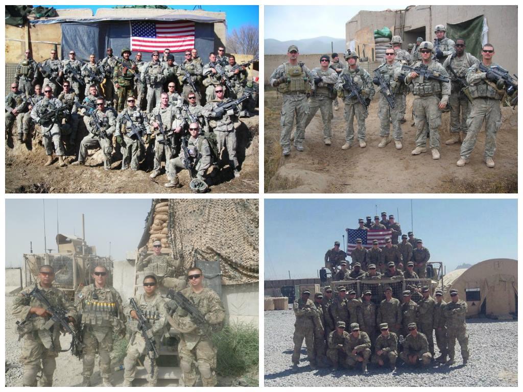 Cedric Veterans Day Collage