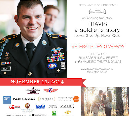 Dallas Veterans Day Ticket Giveaway!