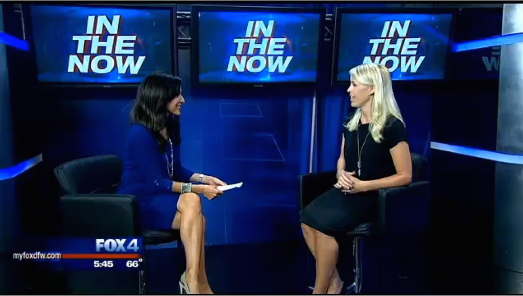 In The Now: FOX4 News with Producer, Katie Norris