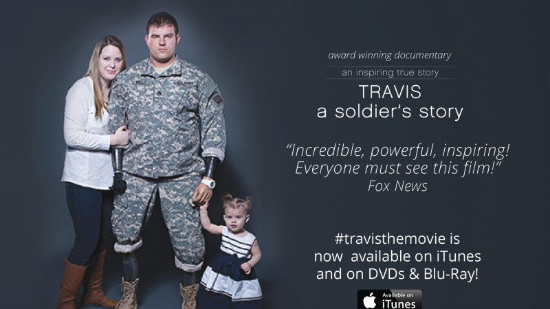 Travis: A Soldier's Story is now on iTunes!