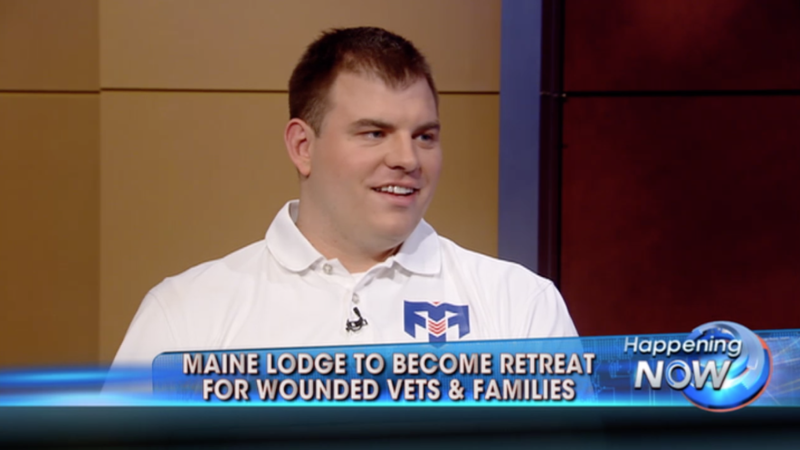 Quadruple-Amputee Vet Creates Retreat for Wounded Vets